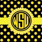Cute, printable binder covers inspired by Wichita State University!!! :)  Go SHOCKERS!!!