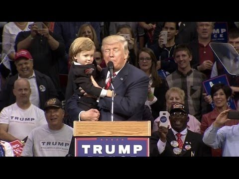 Best Rally Speech Ever: Donald Trump Rally in Wilkes-Barre, Pennsylvania (10/10/201..PLEASE Watch THE FULL EVENT RALLY ON YOUTUBE it is blocked from posting on Pinterest