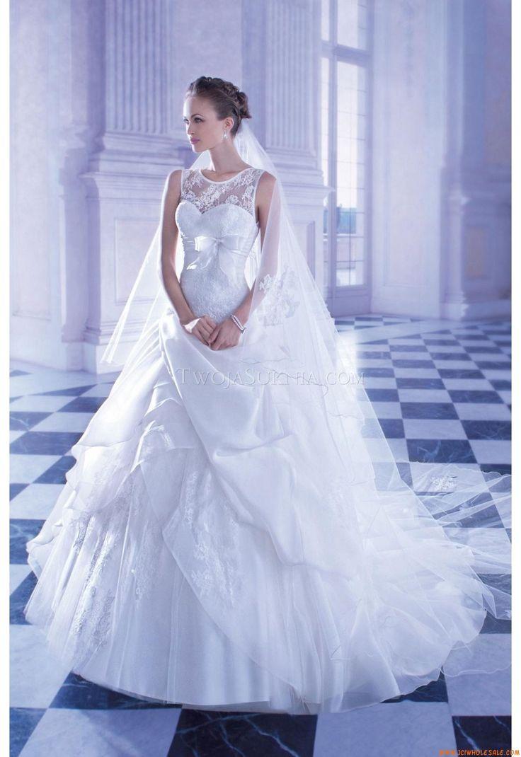 Robe de mariée Demetrios Gr253 Sensualle