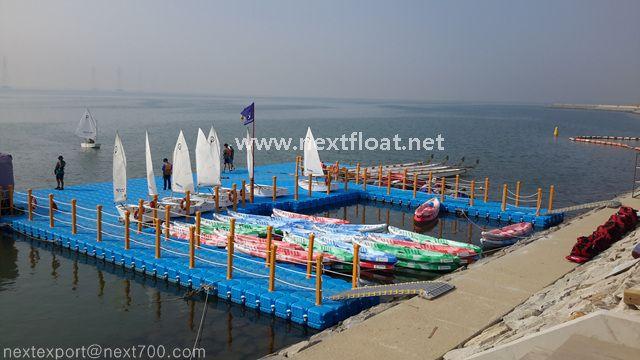 시흥시청의 경기하늘바다축전입니다. This kind of beautiful floating system is for Festival in Siheung city.