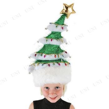 elopeSPRINGYWHITECHRISTMASTREE【サンタコスチューム・X'masグッズ・サンタ帽子・クリスマスハット・サンタコスチューム・X'masグッズ・サンタ帽子・クリスマスハット】