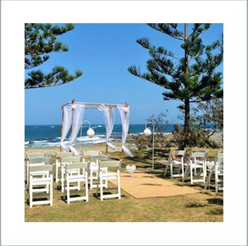 Shelly Beach in Caloundra is one of the most popular ceremony locations, plus it is sheltered from the westerly winds too !! With grass, sand or rocks Shelly Beach offers it all. check out www.CaloundraWeddingCollective.com.au  for a range of suppliers to help you plan your Caloundra Wedding