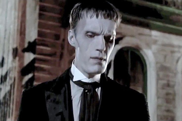 Carel Struycken. Pictured here as butler, Lurch, from 'The Addams Family' movies.