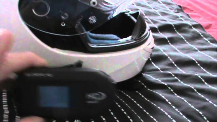 My Helmet setup for 2 Drift camera (options) - 3.5mm & 2.5mm jacks