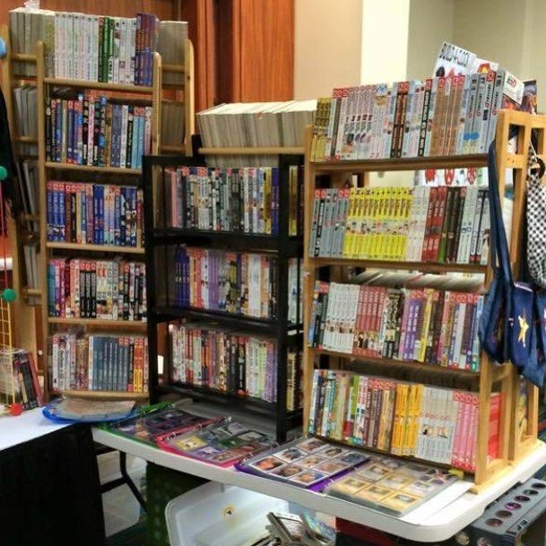 We have tons of manga in stock! And we always buy manga if you have some to sell! Check it out: http://ift.tt/2DKTvJY #themagesemporium #manga #buyback #gottareadallthebooks