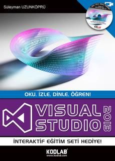 Süleyman Uzunköprü - Visual Studio 2013  http://www.kodlab.com/BookDetail.aspx?ID=14809
