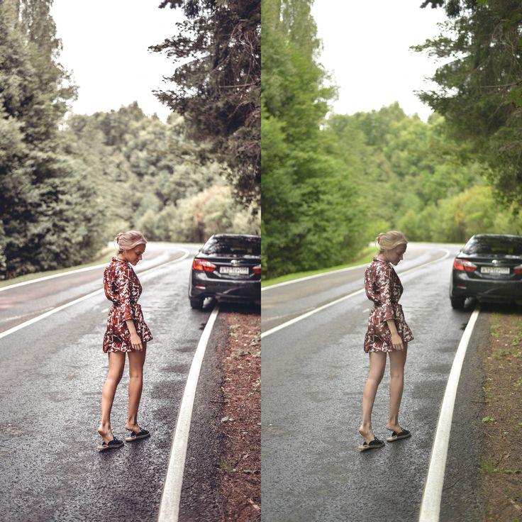 фильтры инстаграм фото в просвете через пейзаж время считалось
