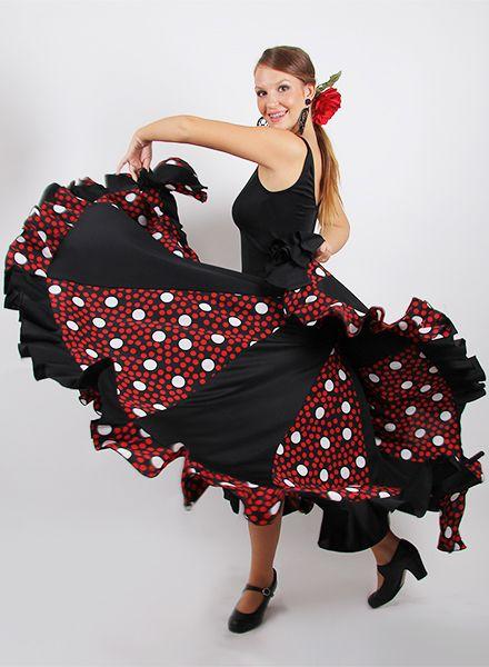 Vestidos de flamenco para baile