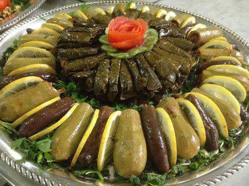 Iraqi dolma