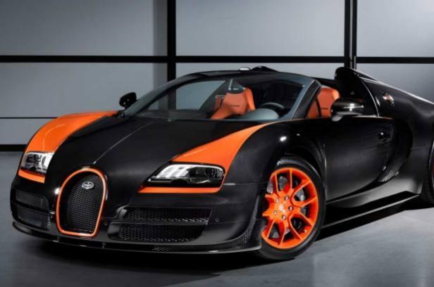 Le prochain Transformer sera une Bugatti