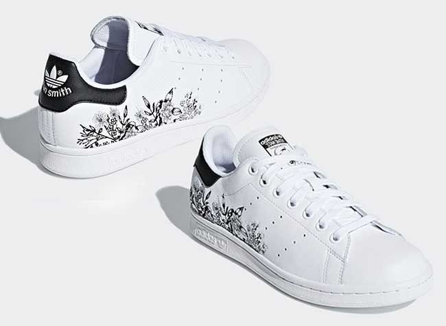adidas enfant fille stan smiths