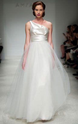 Parker, Amsale Bridal, Wedding Dress
