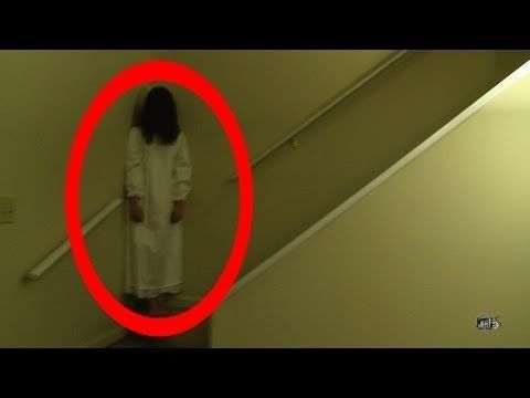 Real Ghost caught on video - My Videos Update