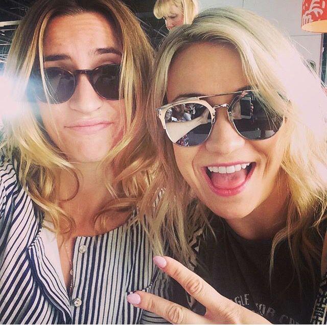 Jessica Harmon and Chelsey reist
