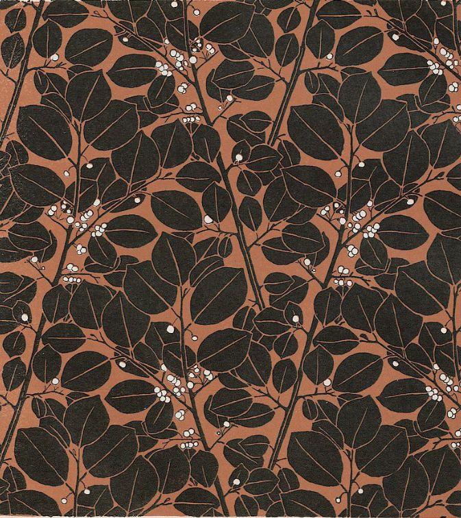 Koloman Moser (1868-1918, Austrian), 1901, Pattern Design.