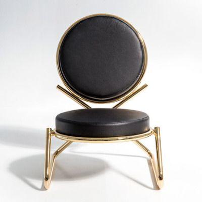 The architect David Adjaye had created an Art Deco-influenced seating range for the Italian furniture brand Moroso.