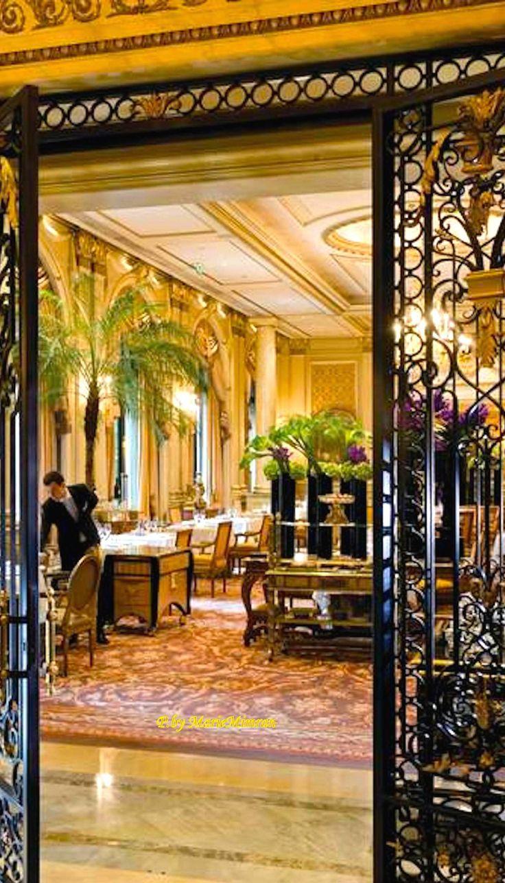 Four Seasons Paris- Marie Mimran