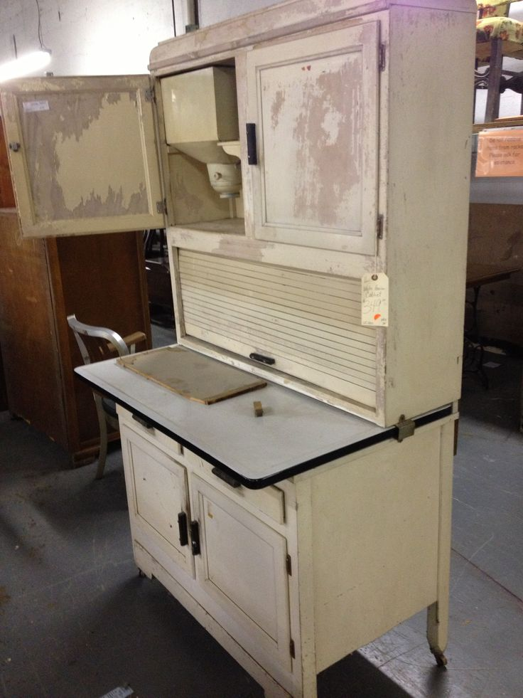 1000 Images About Hoosier Cabinets On Pinterest Hoosier