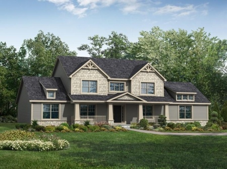 Schumacher Homes Bancroft Home Design Favorites