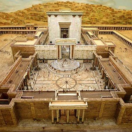 Solomon's Temple (artist reproduction images)