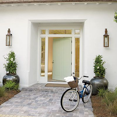 2012 | Rosemary Beach | Front Entry | Developer/Builder: Benecki Homes