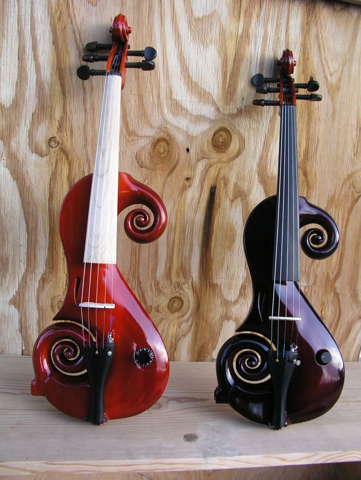 5-string electric violin - Ahh! 4 strings are hard enough!