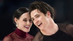 """Jan.13 2018 - Virtue, Moir capture eighth Canadian title in final national appearance Tessa Virtue and Scott Moir captured their eighth Canadian figure skating title on Saturday, in their final appearance in the event. The Olympic gold and silver medallists brought the crowd to its feet with their sensual skate to music from """"Moulin Rouge,"""" scoring 209.82 for the victory Tessa Virtue and Scott Moir, The Canadian Press"""