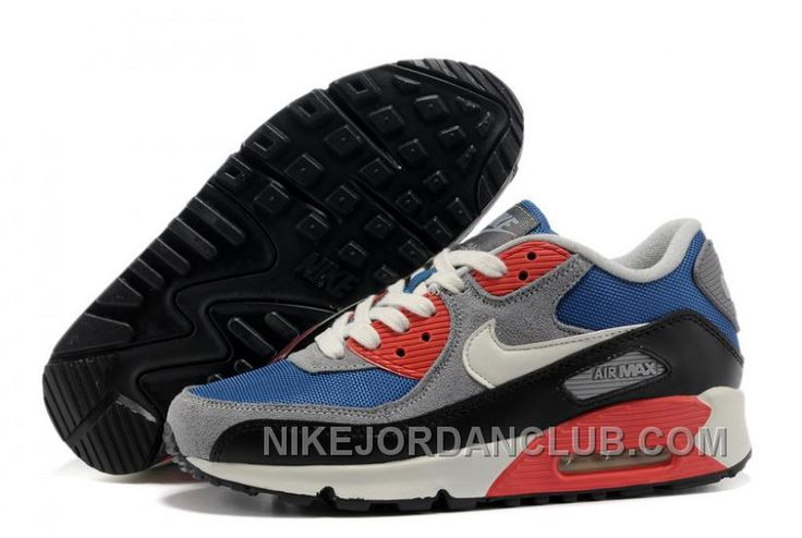 http://www.nikejordanclub.com/germany-nike-air-max-90-womens-running-shoes-on-sale-grey-blue-red-ad4de.html GERMANY NIKE AIR MAX 90 WOMENS RUNNING SHOES ON SALE GREY BLUE RED AD4DE Only $92.00 , Free Shipping!
