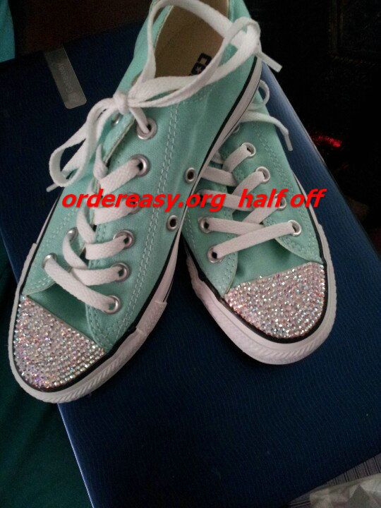 Breakfast in my Tiffany Blue Shoes    site full of 52% off #Womens #converse Shoes