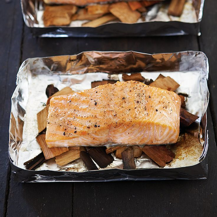 Wood-Grilled Salmon Recipe - Cook's Country. My favorite!  Seriously, it's delicious. Recipe here: http://www.armidacooks.com/2009/10/wood-grilled-salmon.html