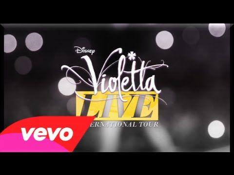 Violetta Live – 2015 Internacional Tour - Trailer!!!!