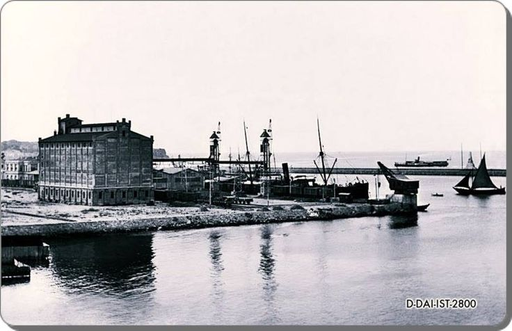 Haydarpaşa - 1906