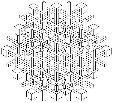 Pin on Geometric Patterns Coloring Pages