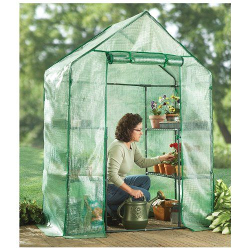 Castlecreek Walk-In Greenhouse, 2015 Amazon Top Rated Greenhouses & Accessories #Lawn&Patio