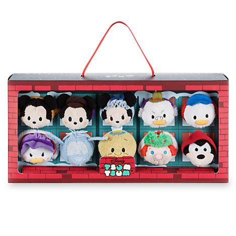 Two Christmas Tsum Tsum Box Sets Out Now