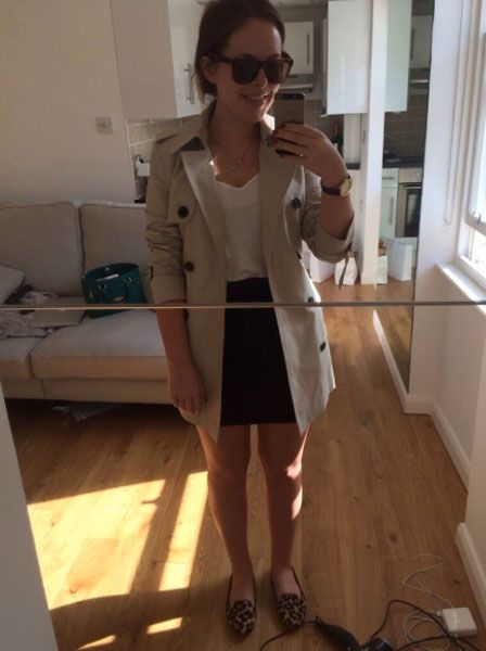 Tanya Burr outfit