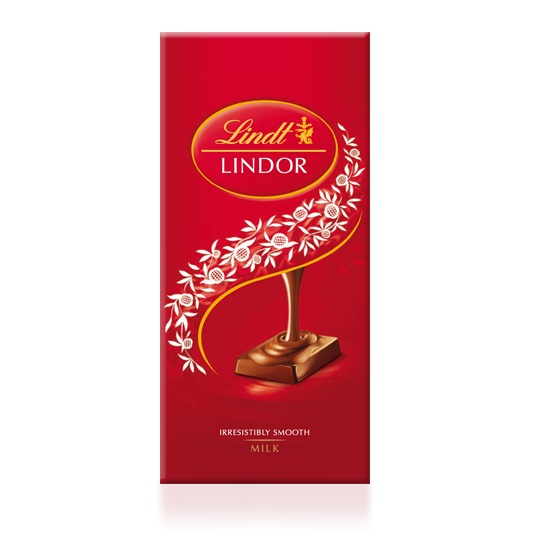 Lindt White Chocolate Bar Calories