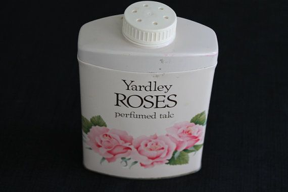 Hey, diesen tollen Etsy-Artikel fand ich bei https://www.etsy.com/de/listing/250186383/jahrgang-yardley-rosen-talkumpuder-dose