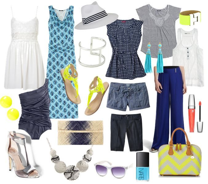 what to pack: Greece vacation!