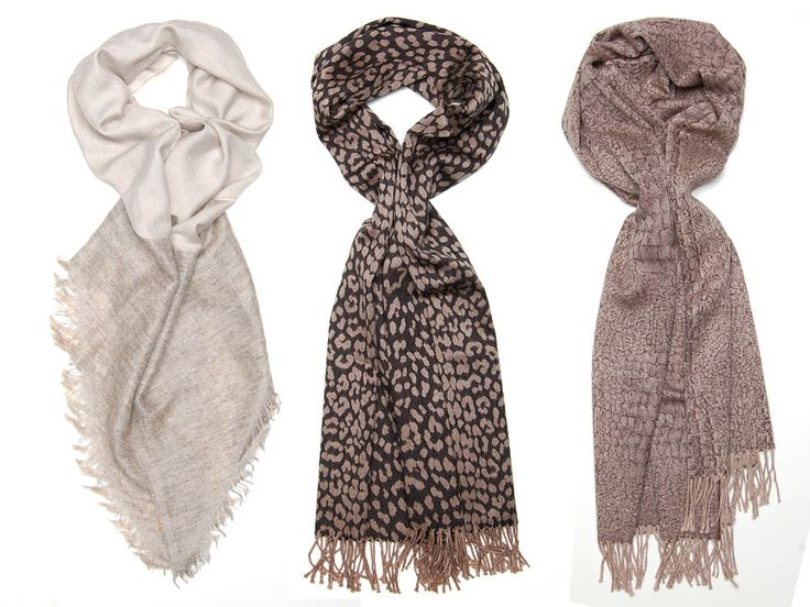Francesca Bassi scarf collection