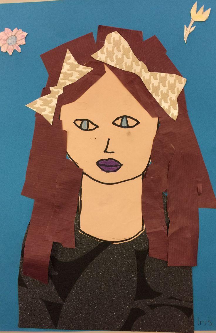 portrait 2nd grade