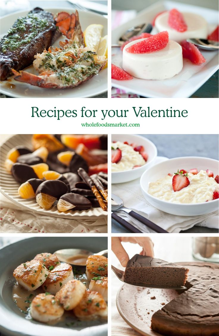 128 best valentines day recipes diy images on pinterest sweet 10 recipes for your valentine valentines day recipe collection simple romantic dinner and forumfinder Gallery