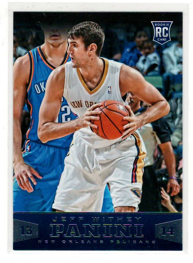 Sports Cards Basketball – 2013-14 Panini  Rookie Jeff Withey