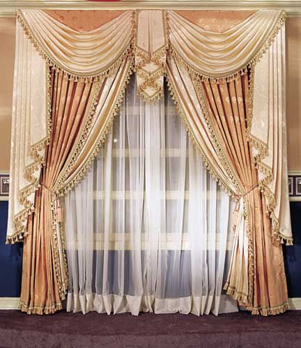 Learn How to Hang your Curtains ~ Curtains Design Needs