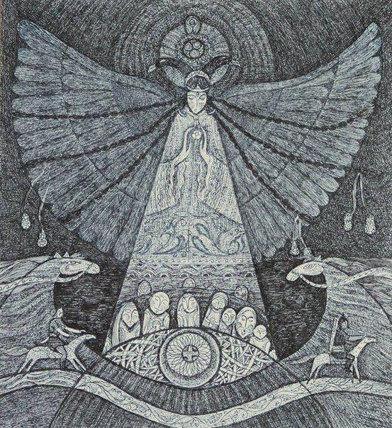 Goddess Umay