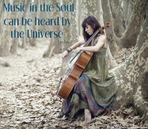 Music, always music
