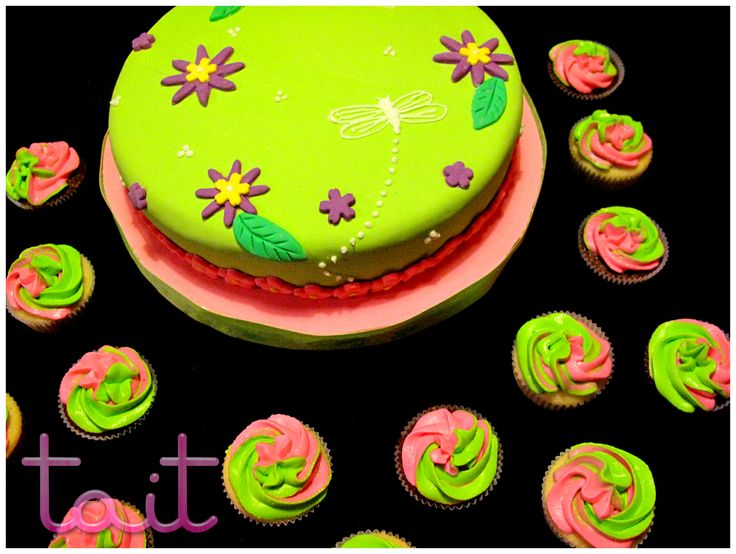 #Tortas #Cake #Flores #TaitEventos