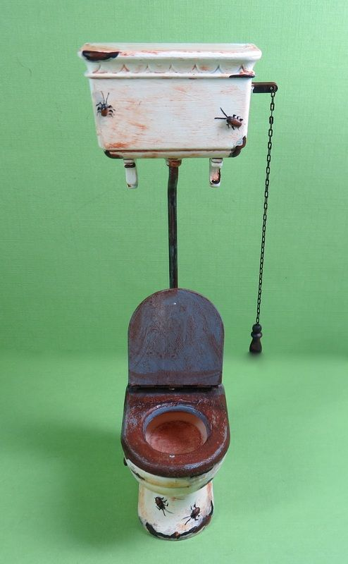 Examples of my One of a Kind Miniature Creations in 1:12 scale - Patricia Paul Studio
