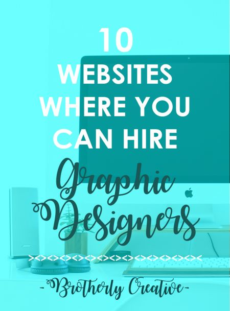 Wanting to hire graphic designers but don't know where to start? Here are some websites where you can find your very first.