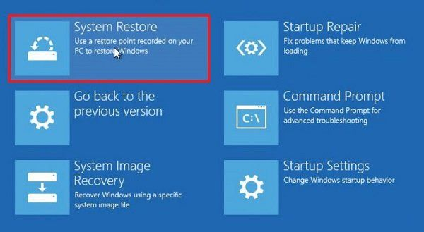 System Restore is one of the best ways to revert to the last stable state  in Windows 10. However, sometimes it fails, … | System restore, Closing  words, Restoration
